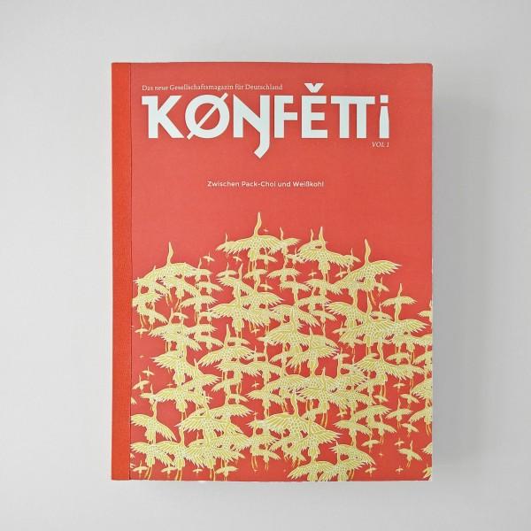 KONFETTI — Gesellschafts Magazin