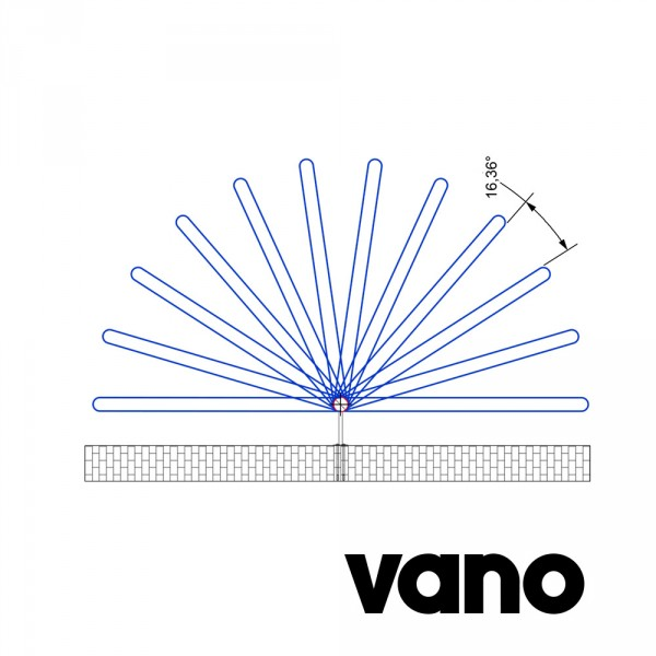 VANO – drying rack radiator